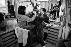 Theater Augsburg: Die Schneekönigin Rolle: Rentier