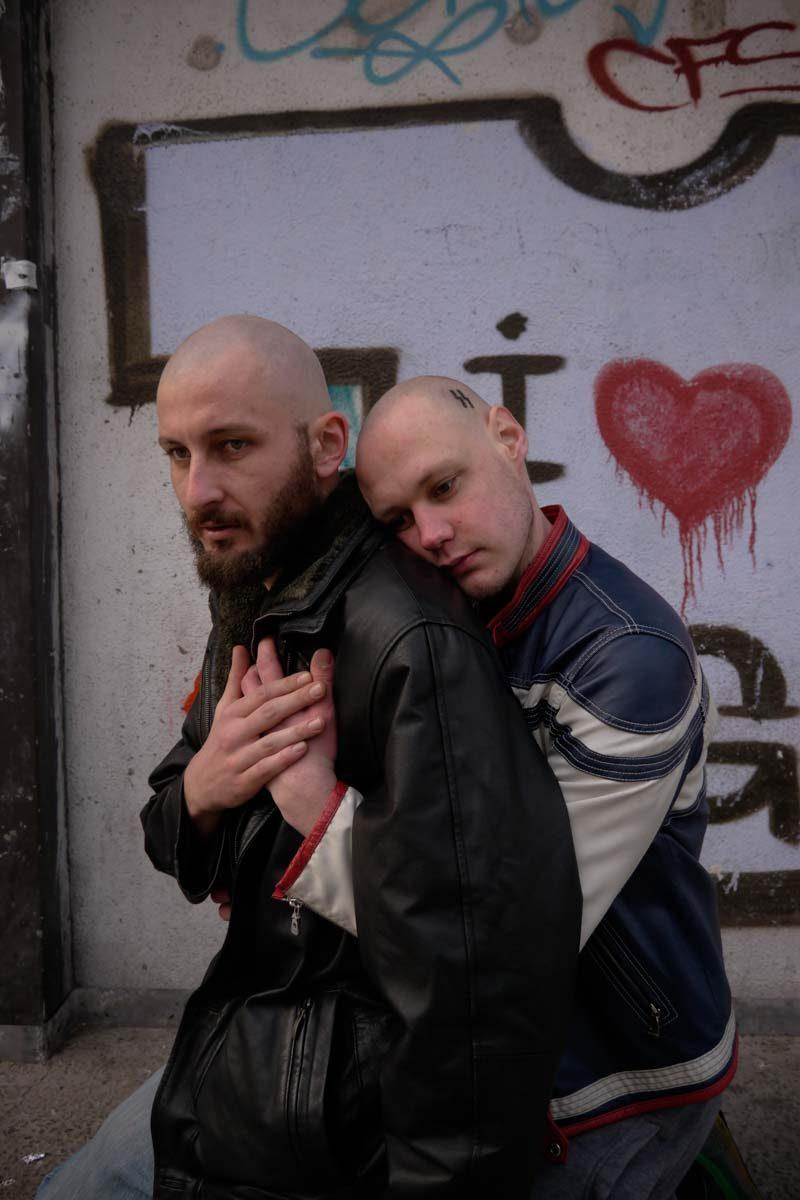 Kurzfilm: Sören + Wotan Rolle: Wotan
