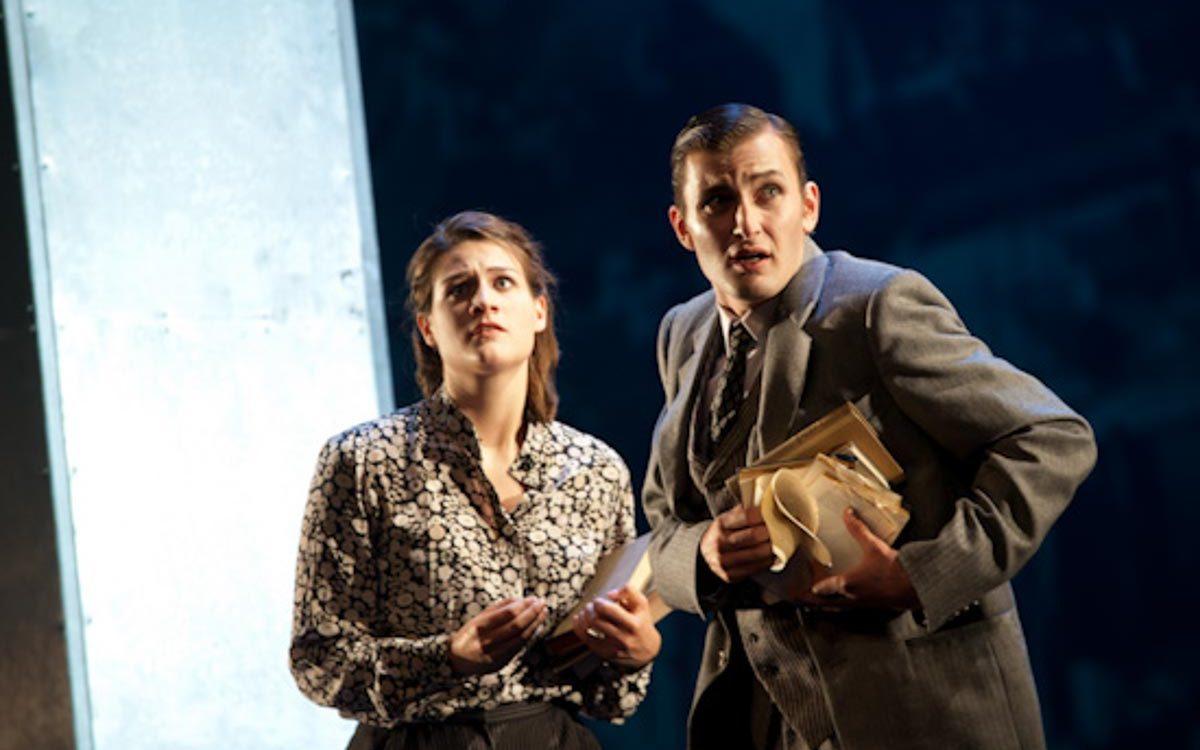Musical Staatstheater am Gärtnerplatz München: Ab heute heißt du Sarah Rolle: Vater Deutschkron