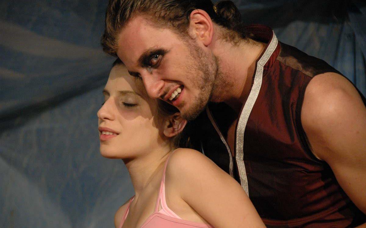 Theater Augsburg: Die Prinzenrolle Rolle: Prince